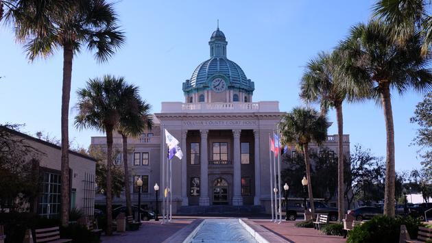 Volusia County Courthouse, DeLand Florida