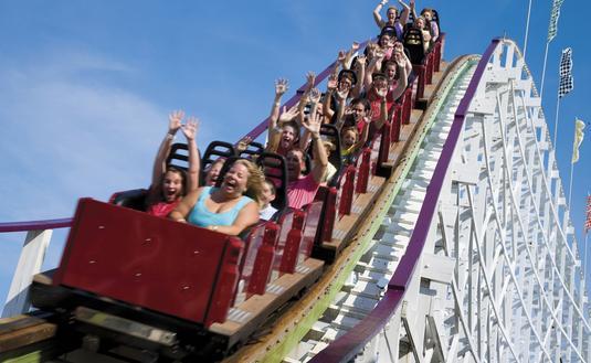 Family Kingdom, rollercoaster, theme park