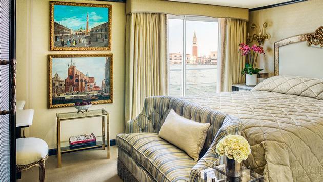 Fortuny, Suite 409, SS La Venezia