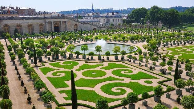 Airelles Château de Versailles, Le Grand Contrôle.