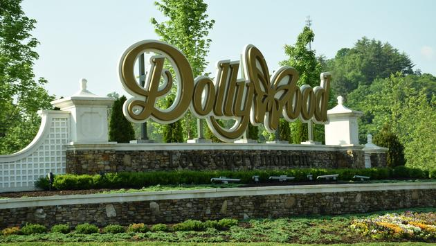 Dollywood, theme park, Tennessee, pigeon forge