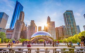 Cloud Gate in Chicago, Illinois (Photo via Sean Pavone / iStock Editorial / Getty Images Plus)