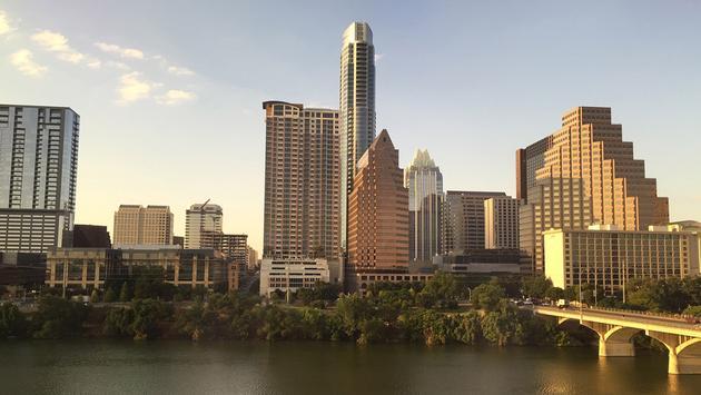 Austin, Texas (Photo by Paul J. Heney)
