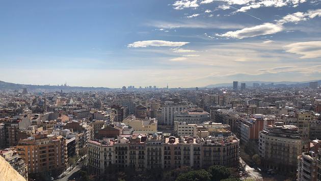 Barcelona, Spain (Photo by Paul J. Heney)