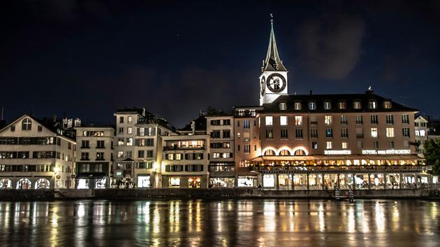 Zurich, Switzerland (Photo by Kamil Porembinski.)