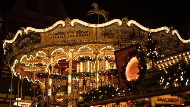 Marchés de Noël de la Pologne