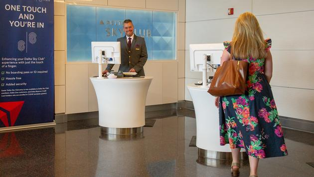 Delta Sky Club at DCA debuts