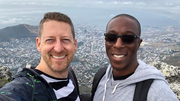 Table Mountain, Paul Heney