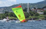 Martinique sailboat