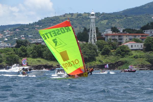 Tour de Yoles Sailing Race Launches Martinique Celebrations