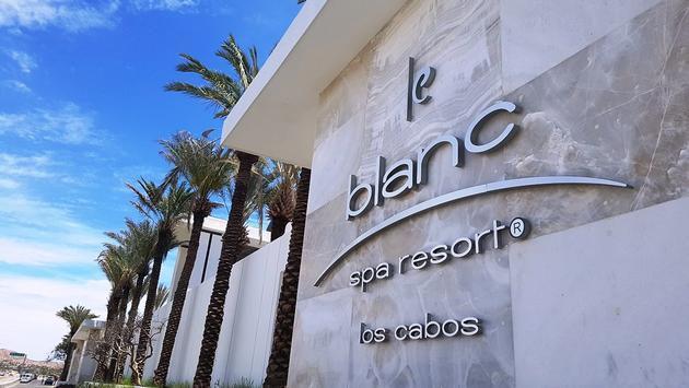 Le Blanc Spa Resort Los Cabos opened its doors in late March 2018.