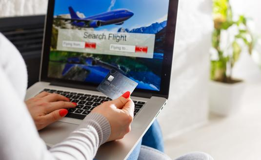 Cyber Monday deals on airfare.