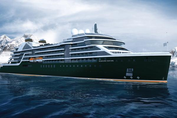 Seabourn Reveals Details of Its Two Newest Luxury Expedition Ships