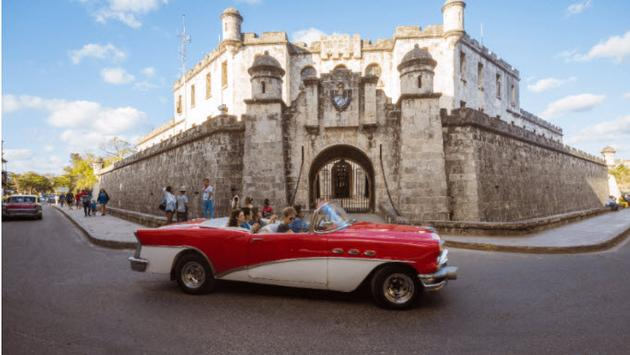 Cuba: From $3412 Per Person Double Occupancy