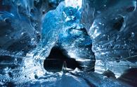 Svinafellsjokull White Walker ice cave