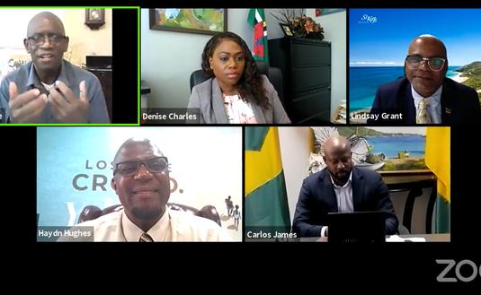 Caribbean Tourism Chat April 7, 2021