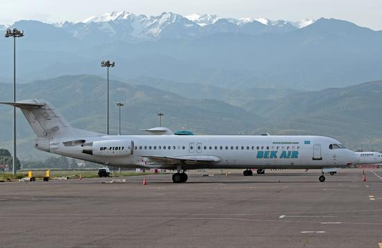 Bek, Air, Fokker