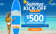 Hello Summer, Time to Getaway! Sandals Summer Offer.