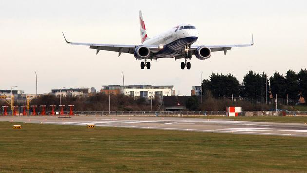 British, Airways, Embraer