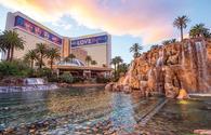 The Mirage, Las Vegas, Nevada.