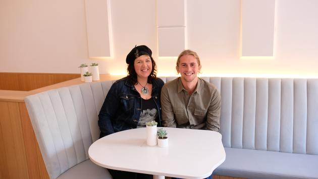 Angela Clifford, Eat New Zealand, Mark Burt, Tourism New Zealand
