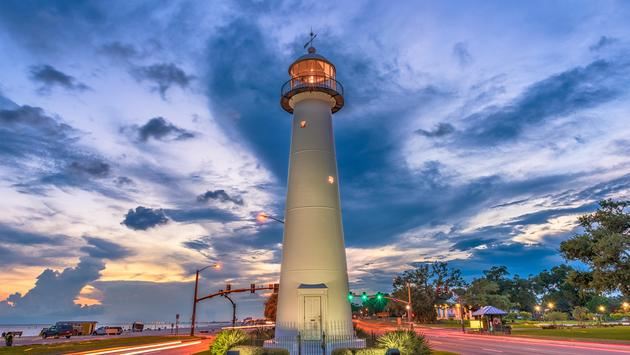 Biloxi, Mississippi, lighthouse
