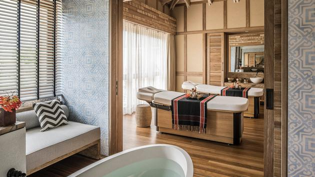 Circle of Connection Spa at Four Seasons Resort Seychelles at Desroches Island