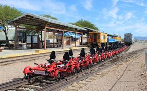 Rail, Explorers, Bikes
