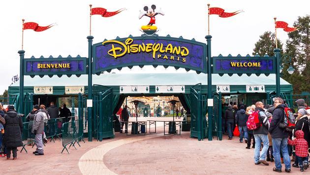 Disneyland, Paris, theme park
