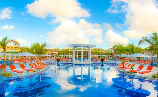 Unique Day Club at The Grand at Moon Palace Cancun