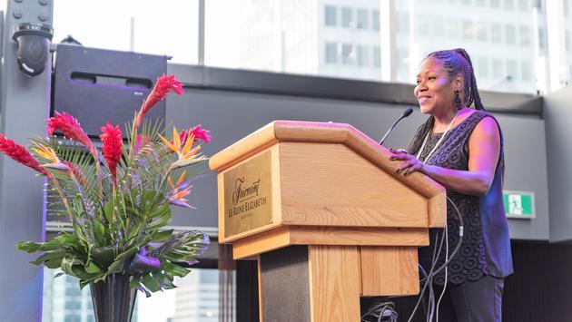 Muriel Wiltord, directrice des Amériques du Comité Martiniquais du Tourisme