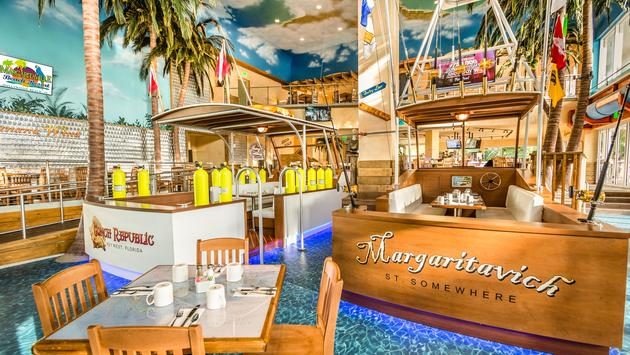 Restaurant at Margaritaville Hollywood Beach