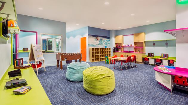 Kids Club at Margaritaville Hollywood Beach Resort
