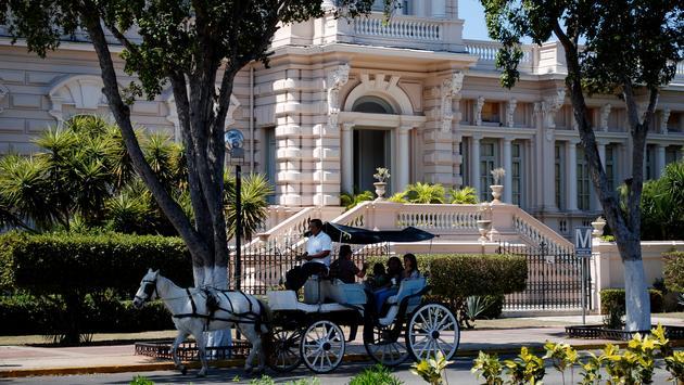 Yucatan State Mexico Horse Ride