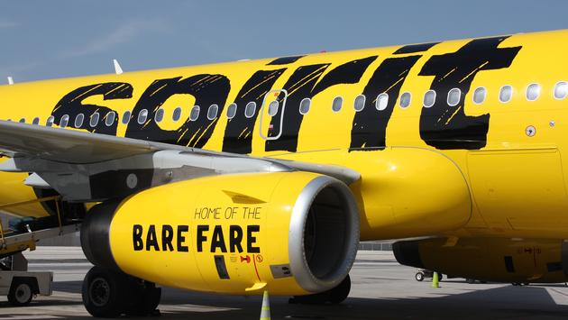 Spirit Airlines Airbus A319