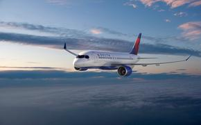 Delta Bombardier C-Series aircraft