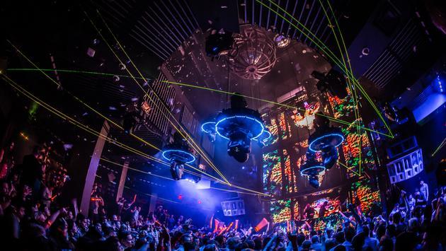 The Cosmopolitan, Las Vegas, night club, club, music, party