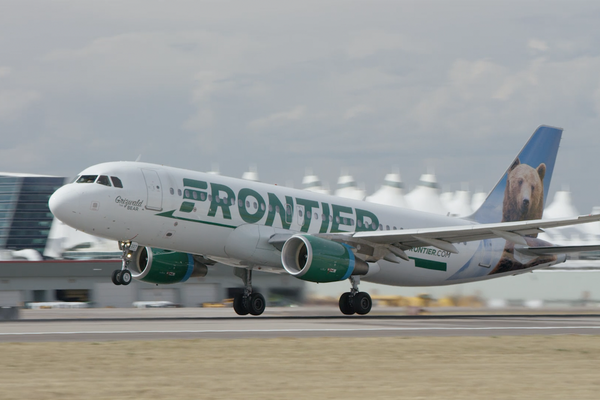 Frontier Expands With Nine New Nonstop Routes from Las Vegas, Cleveland