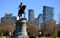 statue, Boston, Massachusetts