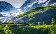 Coastal Classic Train, Bartlett Glacier