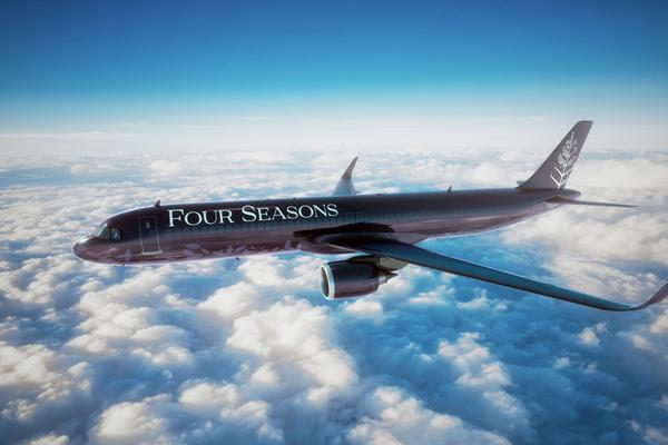 Four Seasons Announces 2021 Itineraries for New Private Jet