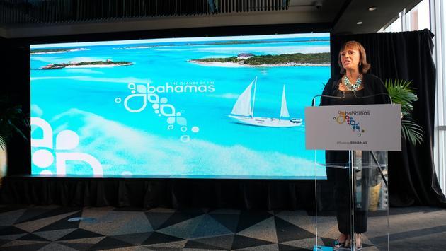 Joy Jibrilu, Bahamas Tourism