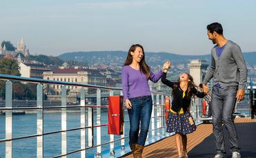 AmaViola, family, cruise