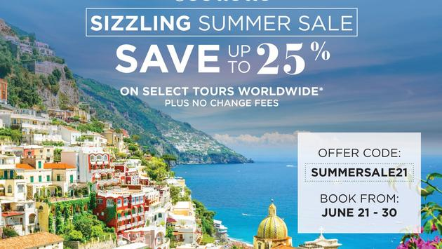 Collette's new Sizzling Summer Sale.