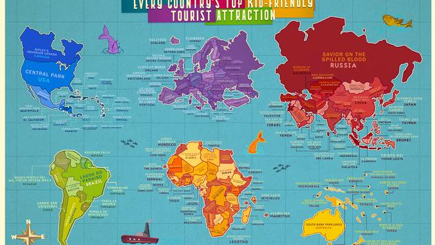 Budget Direct Travel Insurance kid-friendly map data