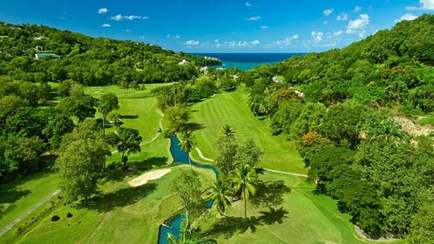 Golf at Sandals St. Lucia