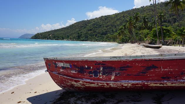 Haiti, Bannier Beach