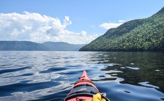 Parque Nacional de Saguenay Fjord, Canada (Foto de Lauren Breedlove)