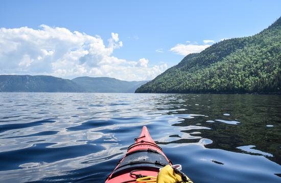 Saguenay Fjord National Park, Canada