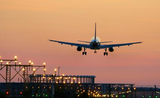 Getty Images - plane